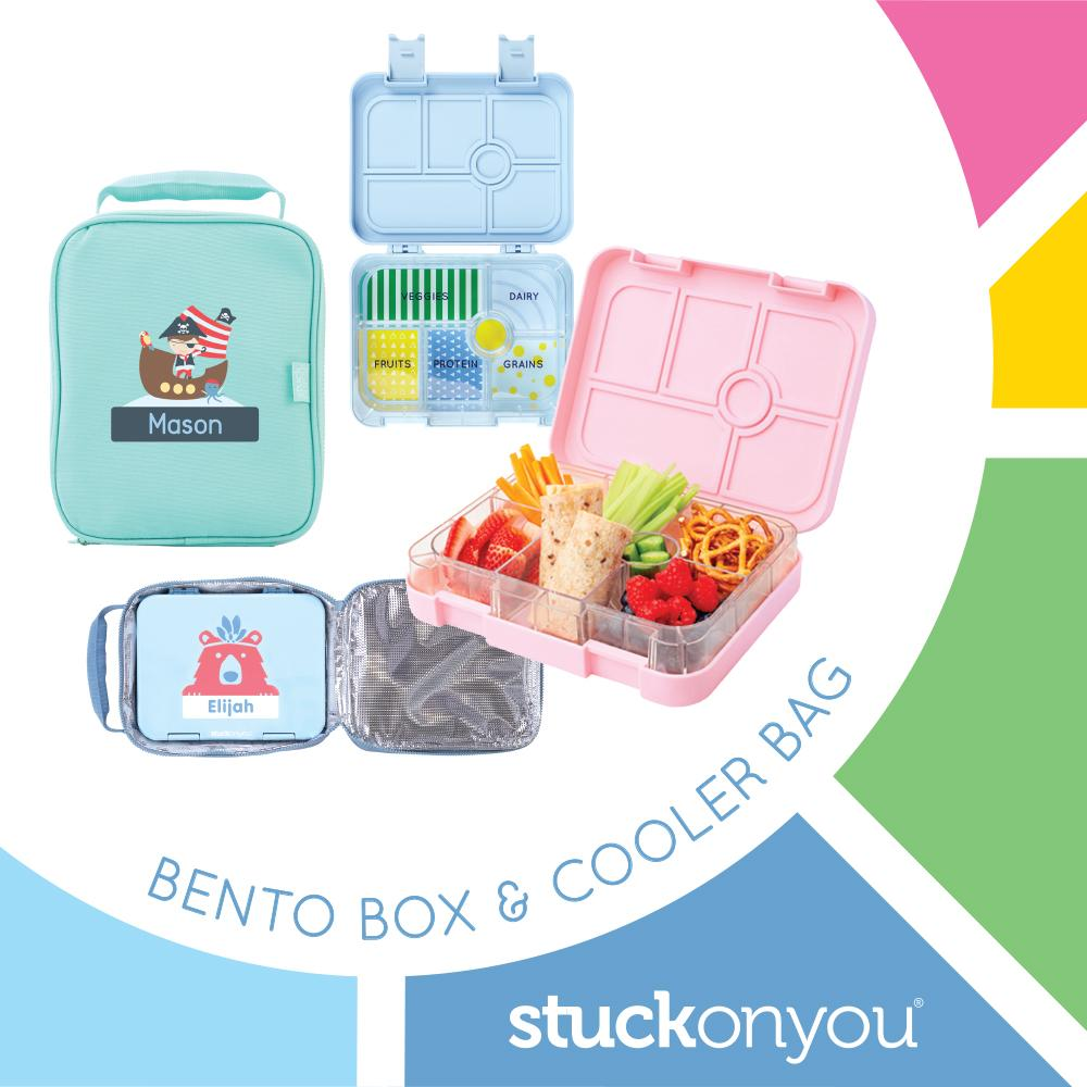 Bento Box and Cooler Bag